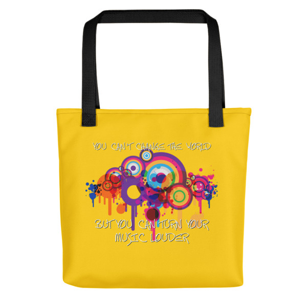 You Can't Change The World – Tote bag