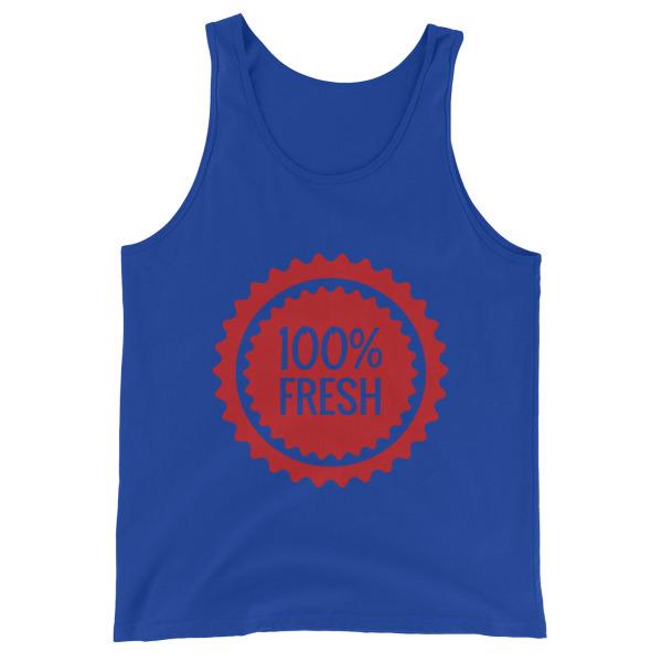 100% Fresh – Unisex Tank Top