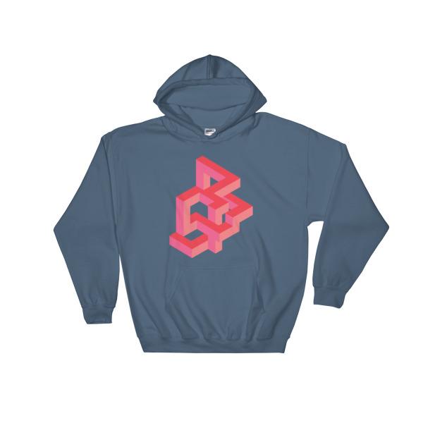 Abstract – Hooded Sweatshirt