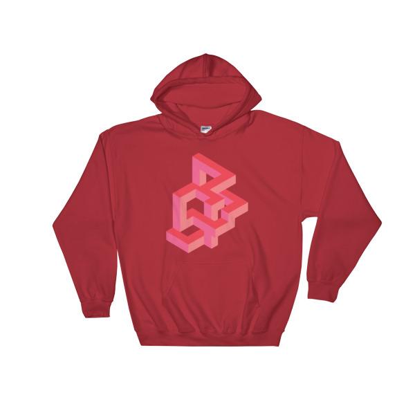 Abstract - Hooded Sweatshirt 2