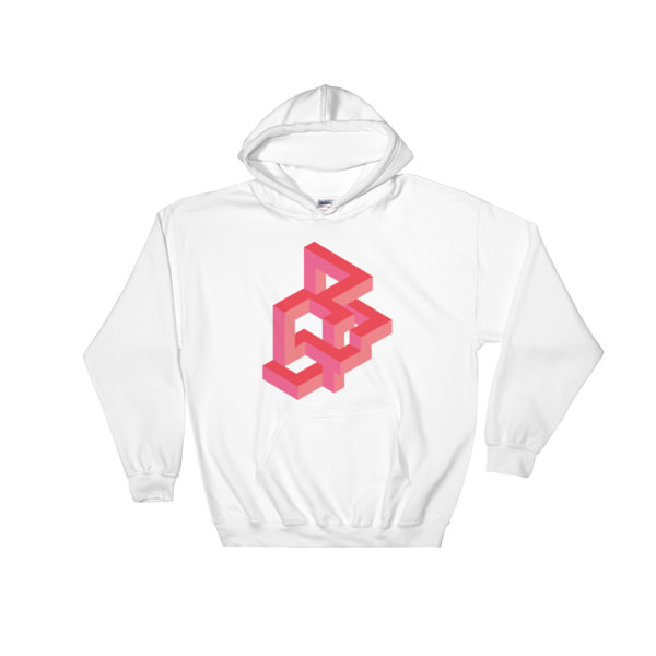 Abstract – Hooded Sweatshirt