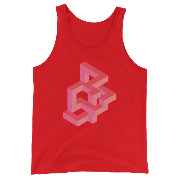 Abstract – Unisex Tank Top