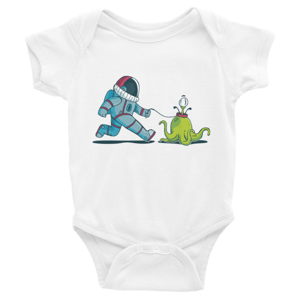 Alien Walkies – Infant Bodysuit