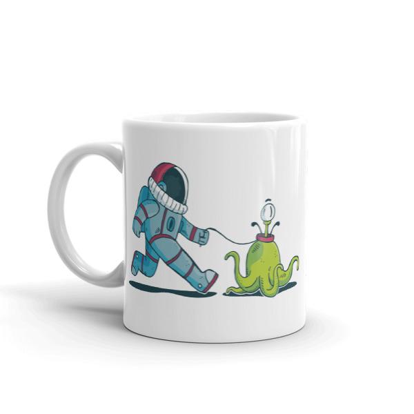 Alien Walkies – Mug
