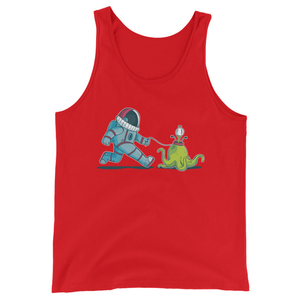 Alien Walkies - Unisex Tank Top 2