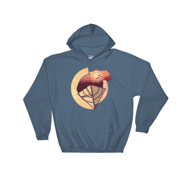 Bear – Hooded Sweatshirt