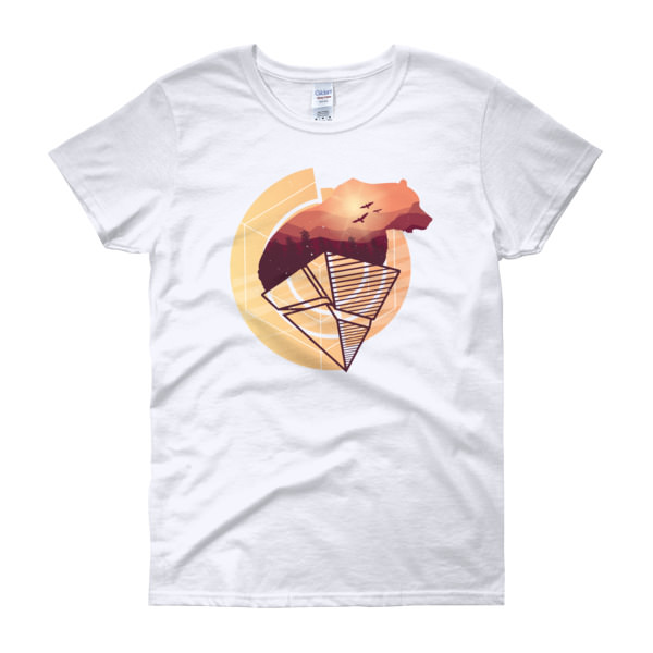 Bear – Women's Tee