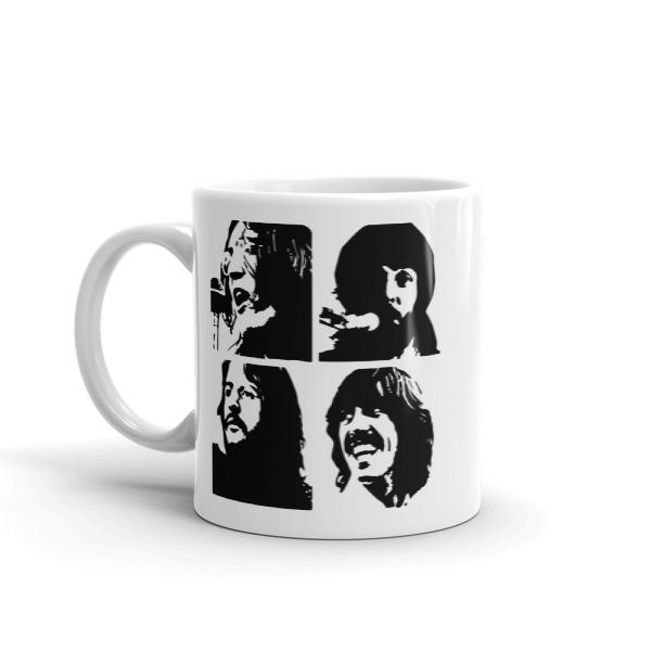 Beatles Black – Mug