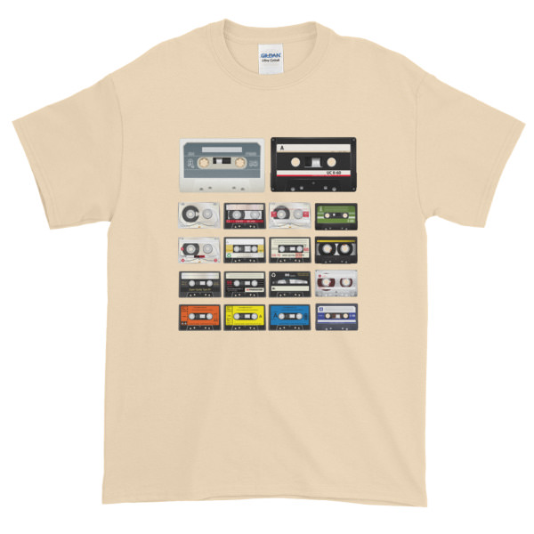 Cassettes – Mens Tee