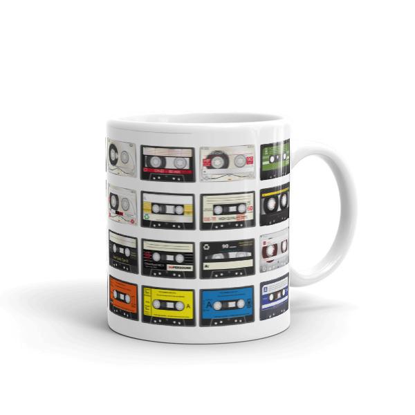 Cassettes – Mug