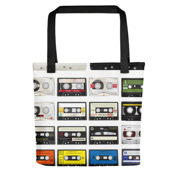 Cassettes – Tote bag