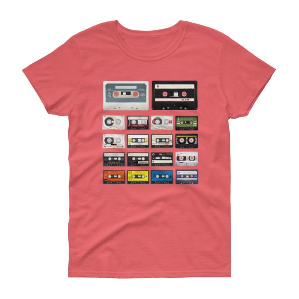Cassettes – Women's Tee