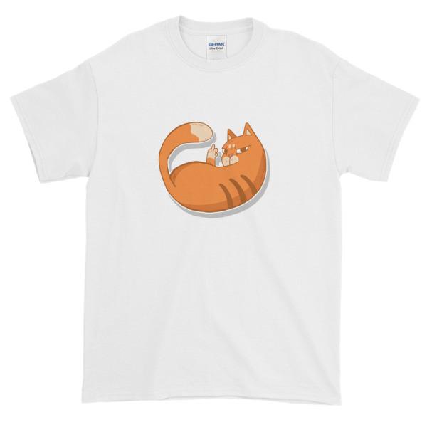 Cat Zap – Mens Tee