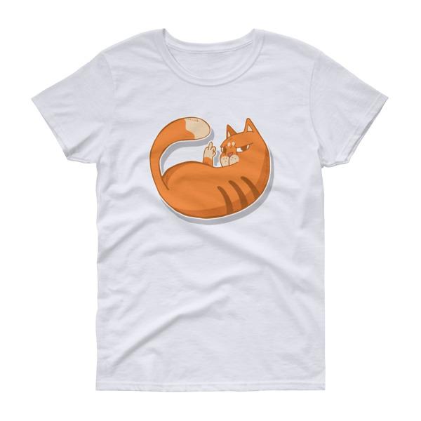 Cat Zap – Women's Tee