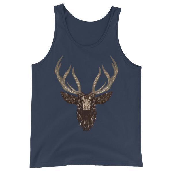 Deer – Unisex Tank Top