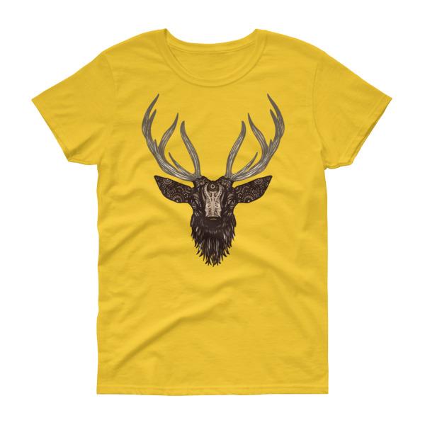 Deer – Women's Tee