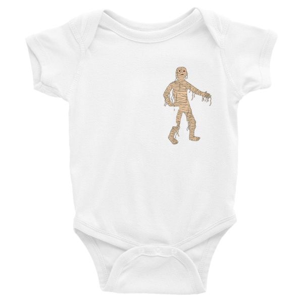 Dressed by Mummy – Infant Bodysuit