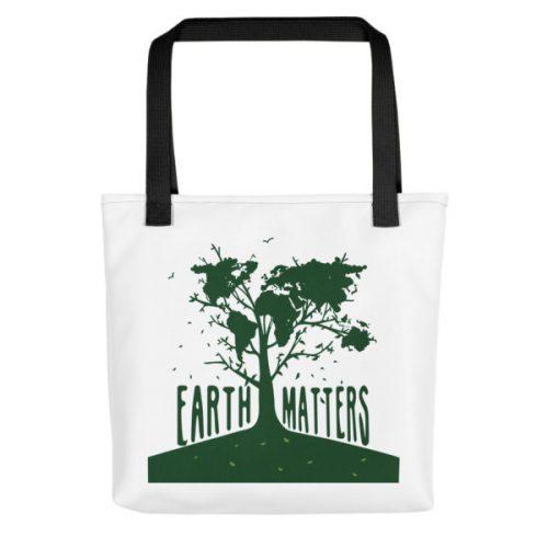 Earth Matters – Tote bag