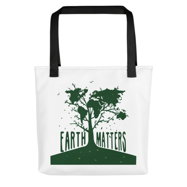 Earth Matters – Tote bag