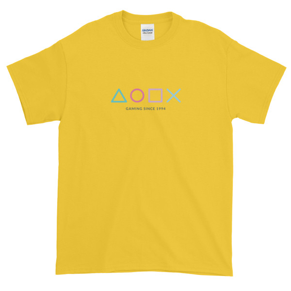 Gaming Since – Mens Tee