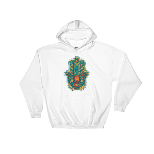 Hamsa – Hooded Sweatshirt