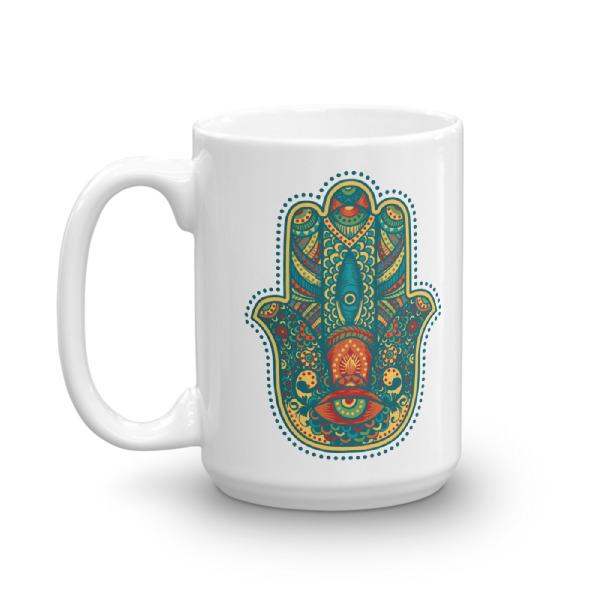 Hamsa – Mug