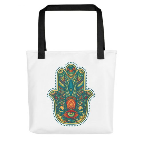 Hamsa – Tote bag