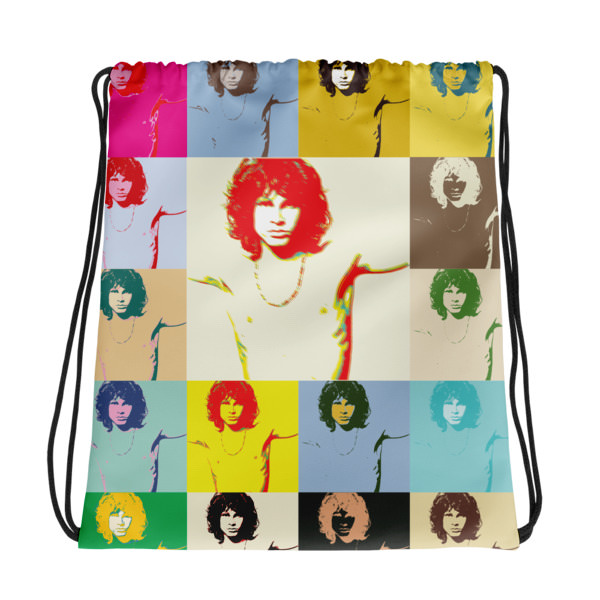 Jim Morrison – Drawstring bag