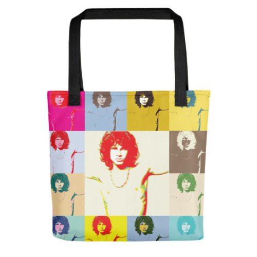 Jim Morrison – Tote bag