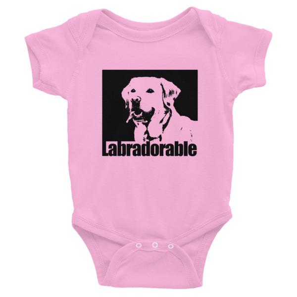 Labradorable – Infant Bodysuit