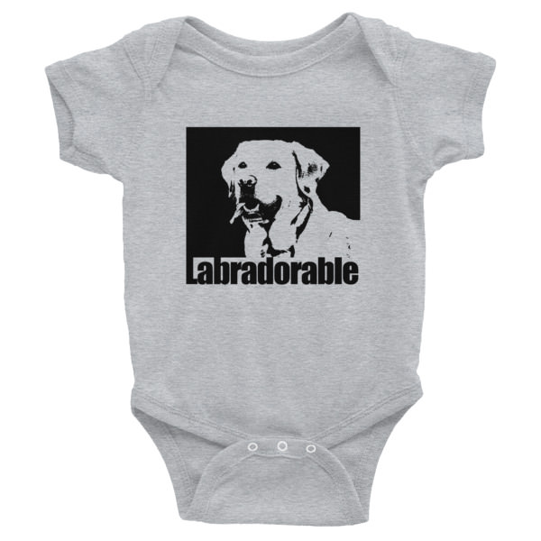 Labradorable – Infant Bodysuit