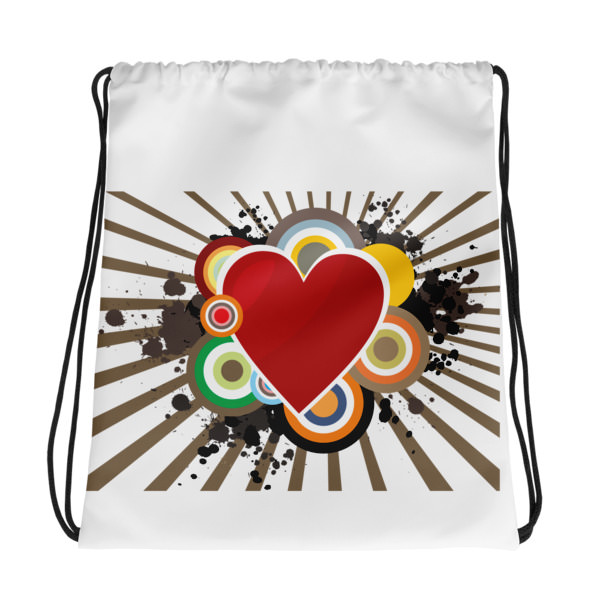 Love Festival – Drawstring bag
