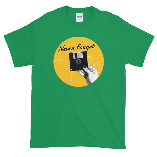 Never Forget – Mens Tee