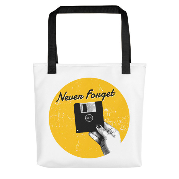 Never Forget – Tote bag