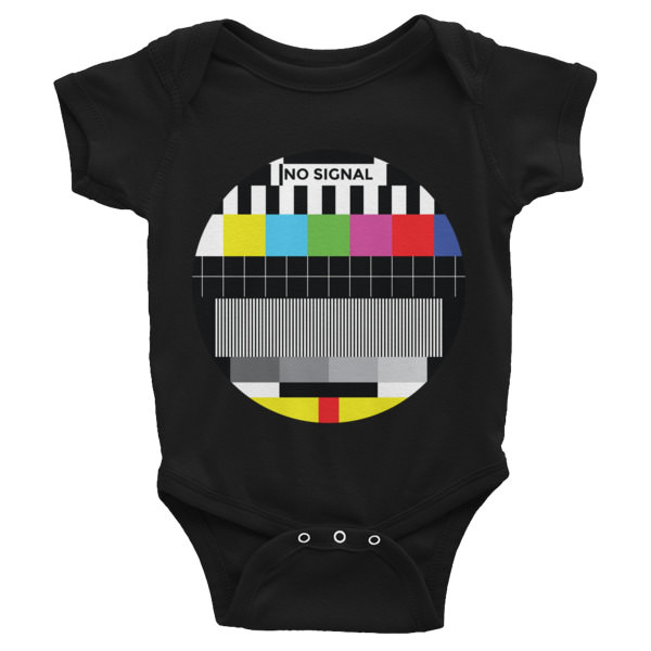 No Signal – Infant Bodysuit