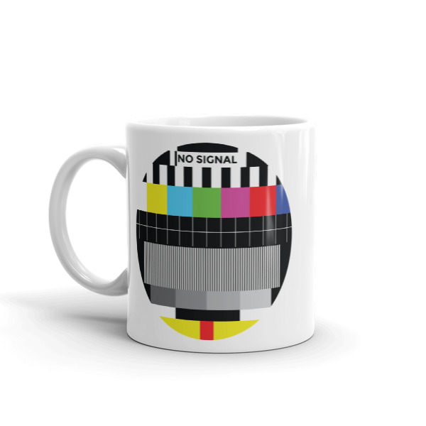 No Signal – Mug