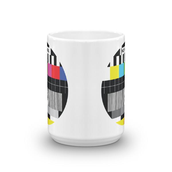 No Signal - Mug 2