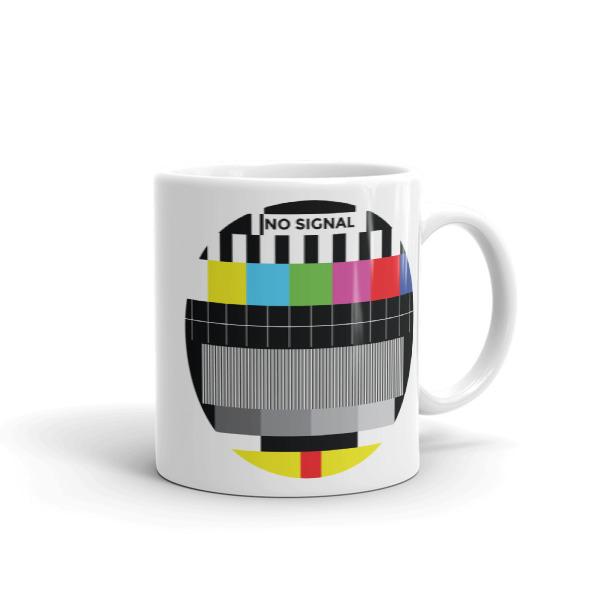 No Signal - Mug 1