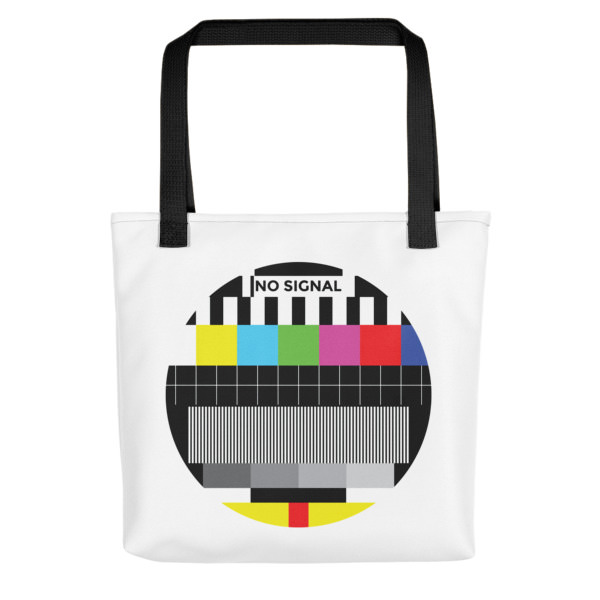 No Signal – Tote bag