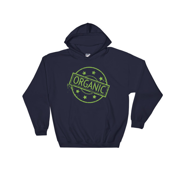 Organic – Hooded Sweatshirt