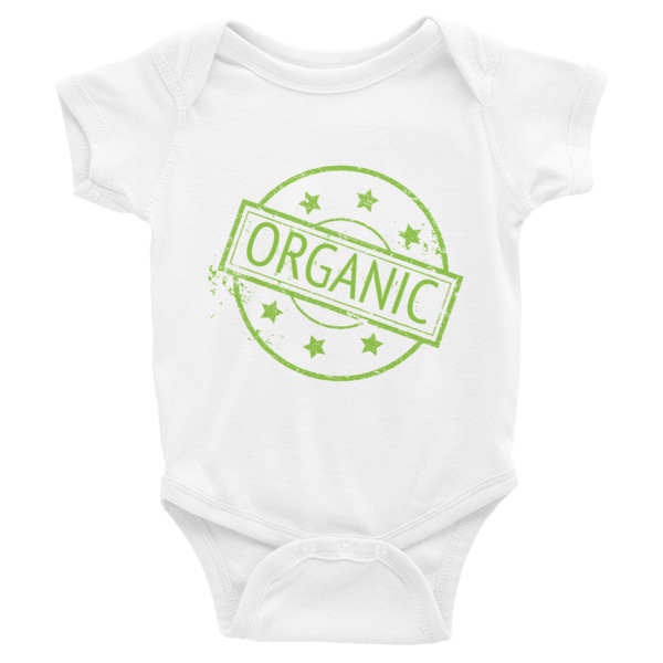 Organic – Infant Bodysuit