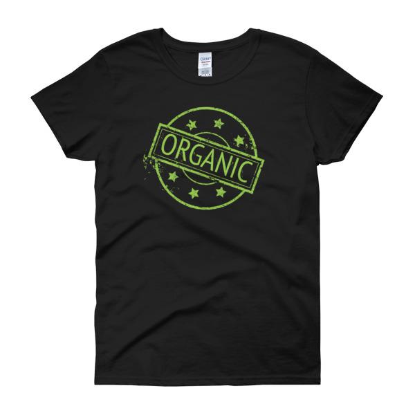 Organic – Women's Tee