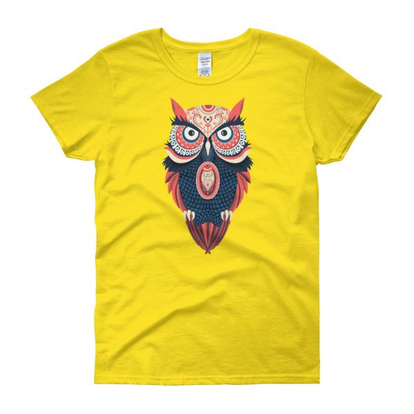 Owl – Women's Tee