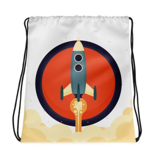 Rocket 2 – Drawstring bag