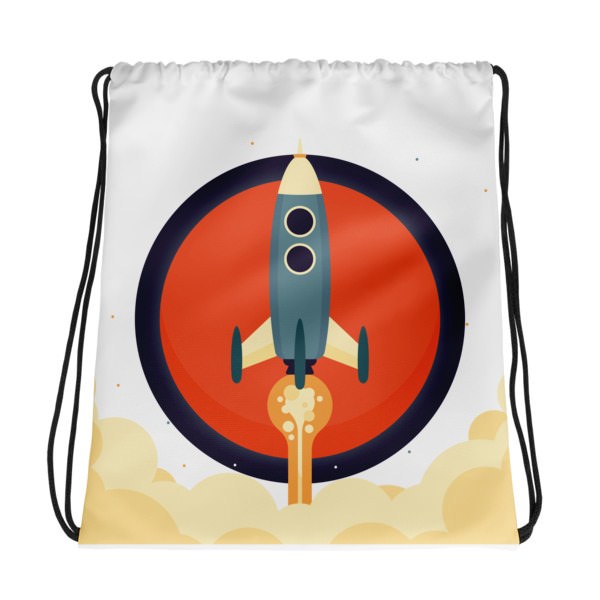 Rocket 2 – Drawstring bag