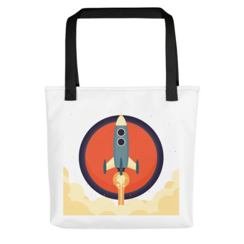 Rocket 2 – Tote bag