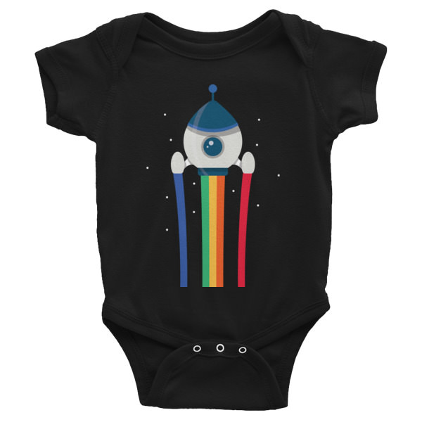 Rocket – Infant Bodysuit