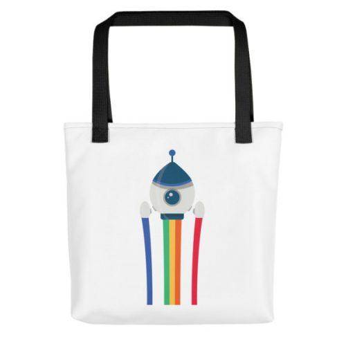 Rocket – Tote bag