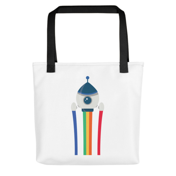 Rocket – Tote bag