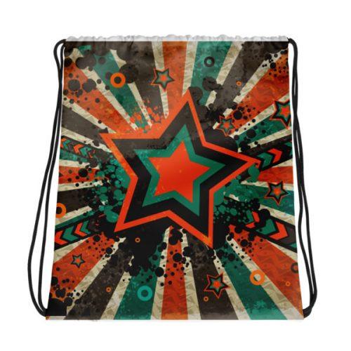 Starburst – Drawstring bag